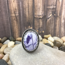 Load image into Gallery viewer, Mandana Studios TIFFANY STONE RING