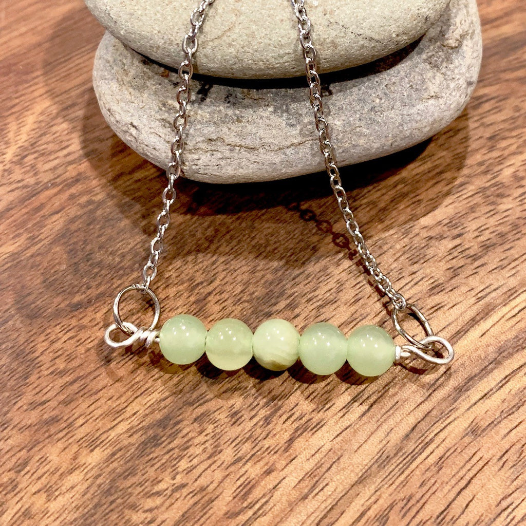 Yellow Jade Gemstone Pendant