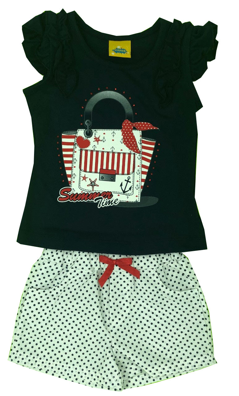 A6934A CONJUNTO SHORT SUMMER TIME