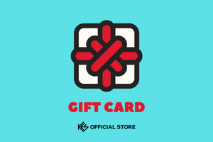Gift Card - Kes Official Online Store
