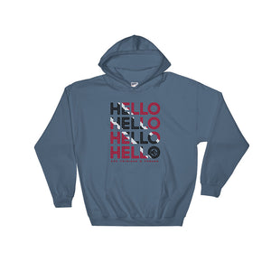 Hello Trinidad and Tobago Unisex Pullover Hoodie - Kes Official Online Store