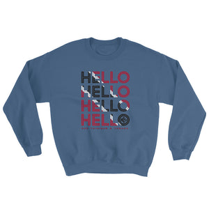 Hello Trinidad and Tobago Unisex Sweater - Kes Official Online Store