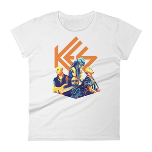 Diamond Ladies T-Shirt - Kes Official Online Store