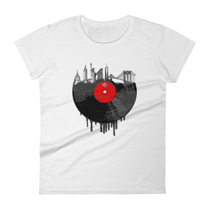 New York Ladies T-Shirt - Kes Official Online Store