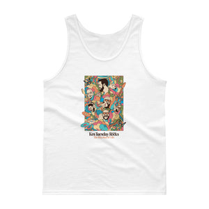 Tuesday on the Rocks, The Rhythm of Life Mens Concert Tank