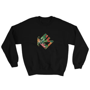 Tropical Kes Logo Unisex Sweater - Kes Official Online Store