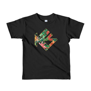 Tropical Kes Logo Kids T-Shirt - Kes Official Online Store