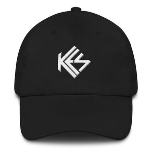 Kes Logo Dad Hat - Kes Official Online Store