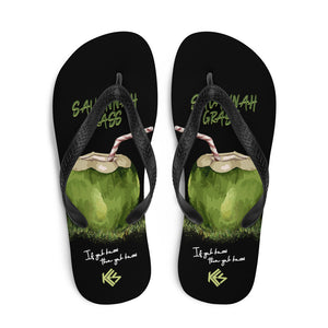 Savannah Grass Flip Flops - Kes Official Online Store