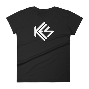 Logo Ladies T-Shirt - Kes Official Online Store