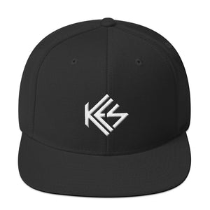 Kes Logo Snapback Hat - Kes Official Online Store