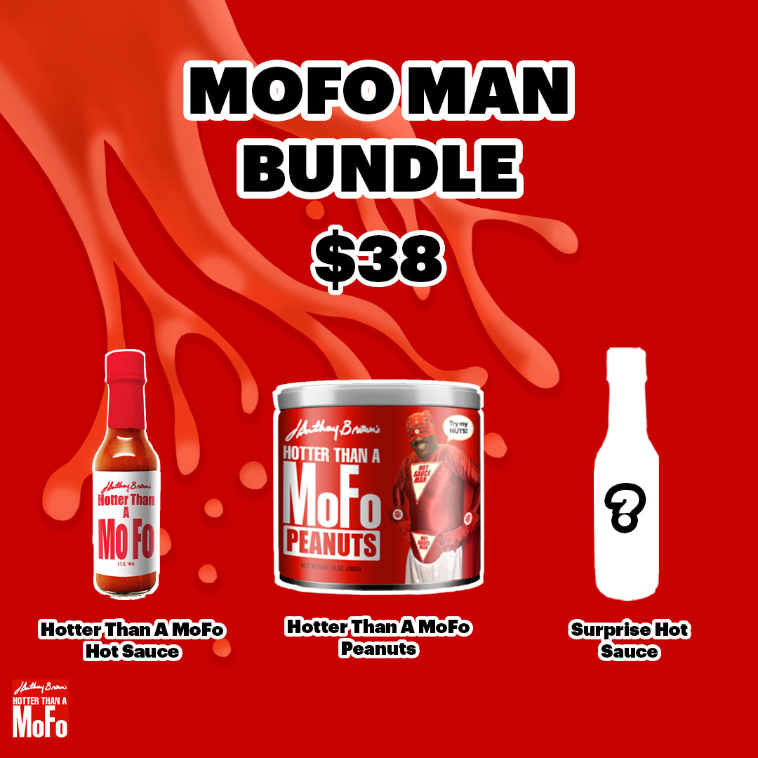 MoFo Man Bundle (PreOrder Only)
