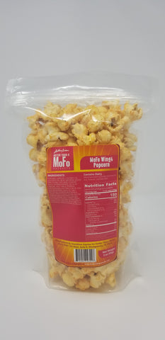 """MOFO WINGS"" Popcorn"