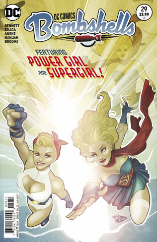 DC Bombshells Comic - Issue 29