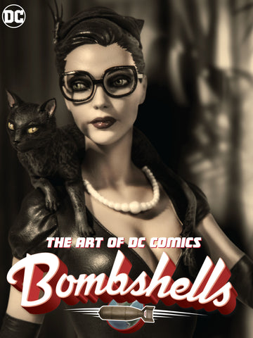 Art of DC Comics Bombshells Hardcover