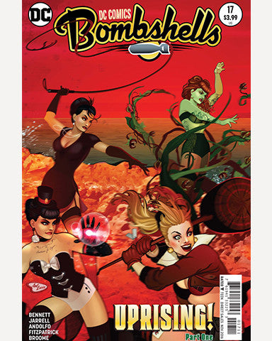 DC Bombshells Comic - Issue 17