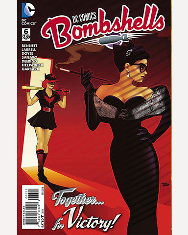 DC Bombshells Comic - Issue 06