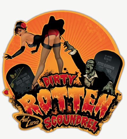 Stickers: Dirty Rotten Scoundrel