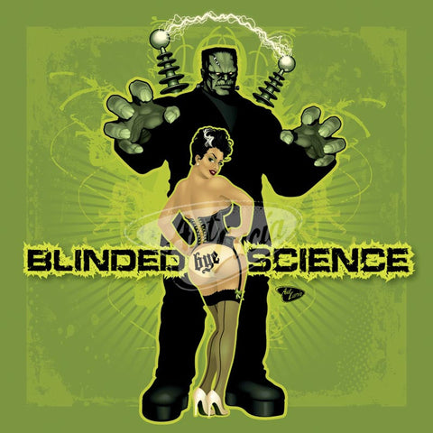 Spookshow Pinups Series: Blinded 'bye' Science