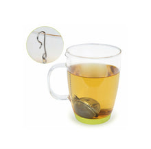 Load image into Gallery viewer, Stainless Steel Tea Strainer