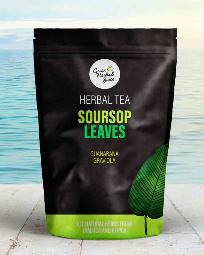 soursop leaves guabana graviola tea leaves herbal tea teatox