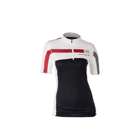 RF Jersey DIY Ladies black/white/red
