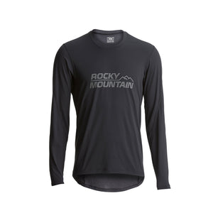RMB CC Shirt L/S Men Black