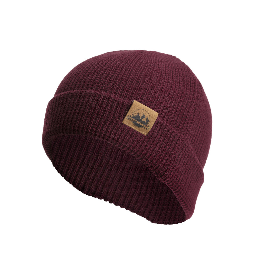 Rocky Mountain Toque Maroon