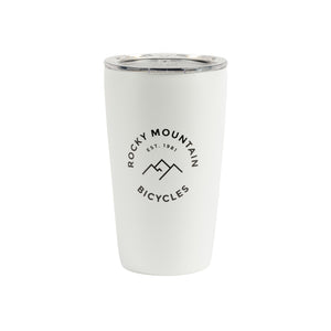 Coffee Tumbler White 12oz