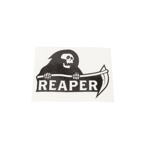 Reaper Sticker Black