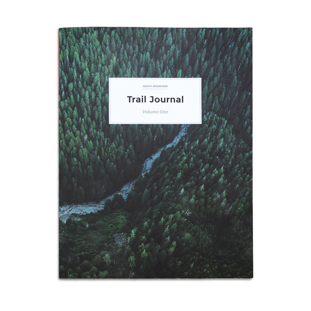 Trail Journal: Volume One - English