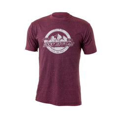 T-SHIRT HERITAGE CHERRY