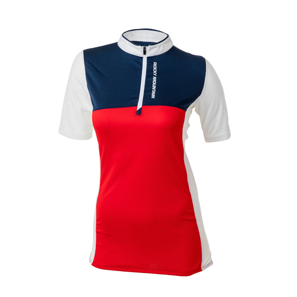 RF DIY JERSEY LADIES NAVY/RED