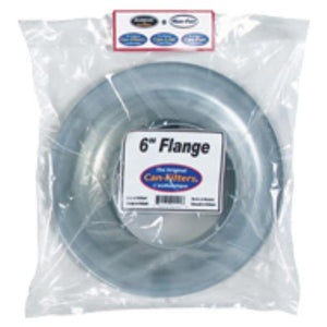 Can-Filter Flange 6 in