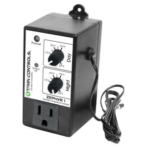 Titan Controls Zephyr 1 - Day/Night Temp Controller
