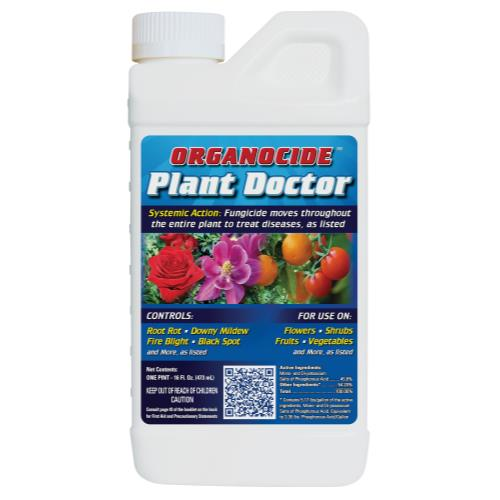 Organocide Plant Doctor Systemic Fungicide Pint (12/Cs)