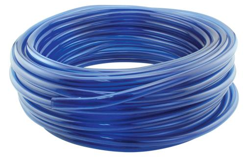 Hydro Flow Vinyl Tubing Blue 1/2 in ID  - 5/8 in OD 100 ft Roll