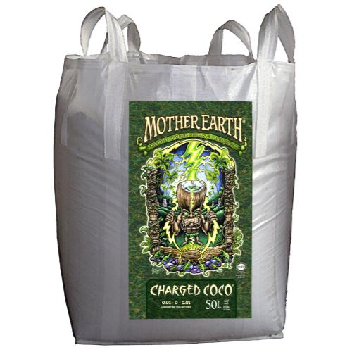 Mother Earth Charged Coco 3 cu meter Semi Compressed Big Bale (1/Plt)
