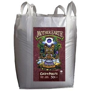 Mother Earth Coco + Perlite 3 cu meter Semi Compressed Big Bale (1/Plt)