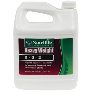 Nutrilife Heavy Weight 4 Liter (4/Cs)