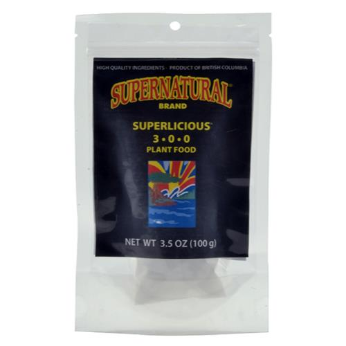 Supernatural Superlicious 100 gm (24/Cs)