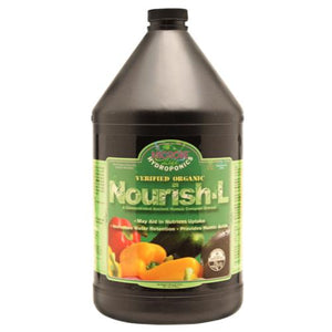 Microbe Life Nourish-L Gallon (4/Cs)