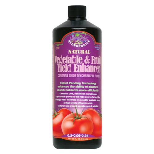 Microbe Life Vegetable & Fruit Yield Enhancer Quart