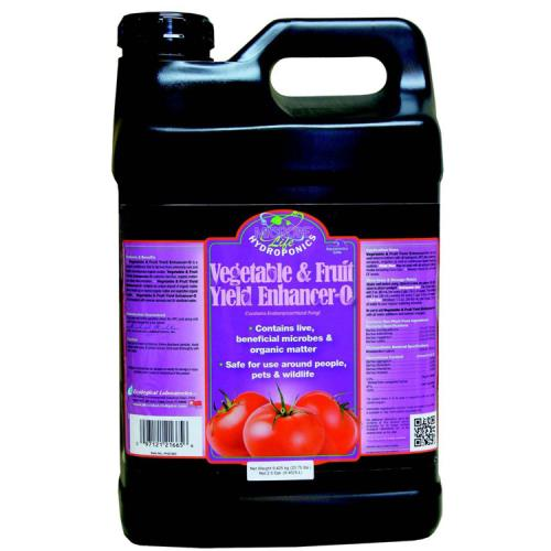 Microbe Life Vegetable & Fruit Yield Enhancer-O 2.5 Gallon (OR Label)