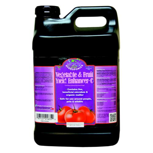 Microbe Life Vegetable & Fruit Yield Enhancer-C 2.5 Gallon (CA Label) (2/Cs)