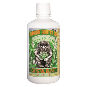 Emerald Triangle Crystal Burst Quart (12/Cs)