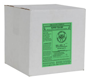 Super Tea Dry 12 lb (CA Label) (4/Cs)