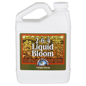 Down To Earth Liquid Bloom Quart (12/Cs)