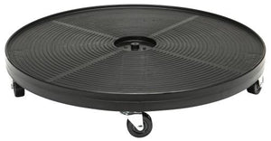 Plant Dolly Black 24 in Round (4/Cs)
