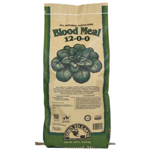 Down To Earth Blood Meal - 20 lb